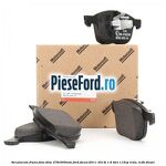 Set placute frana fata (disc 278/300mm) Ford Focus (2011-2014) 1.6 TDCi 115cp T1DA, T1DB diesel